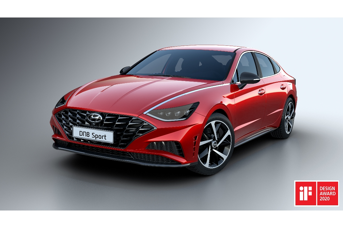 Hyundai Motor một lần nữa đại thắng tại iF Design Award 2020 ở hai hạng mục