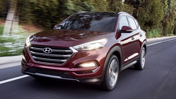 Hyundai Tucson vượt mốc một triệu xe tại thị trường Mỹ